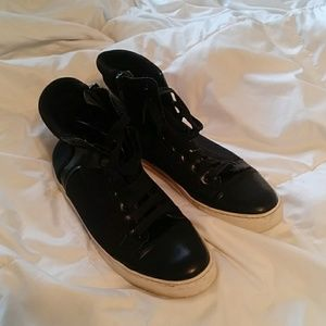 Mens...Kenneth Cole high top sneakers